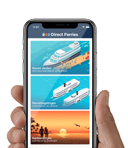 De Direct Ferries App