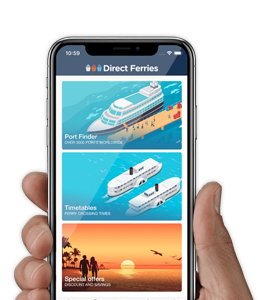 The Direct Ferries App