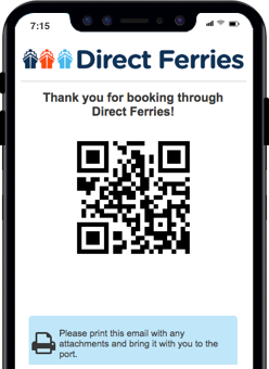 Dover to Calais ferry tickets, compare times and prices