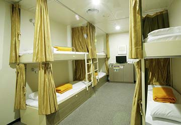 dbs_cruise_ferry_eastern_dream_second_class_bunk