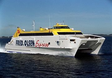 Bocayna Express